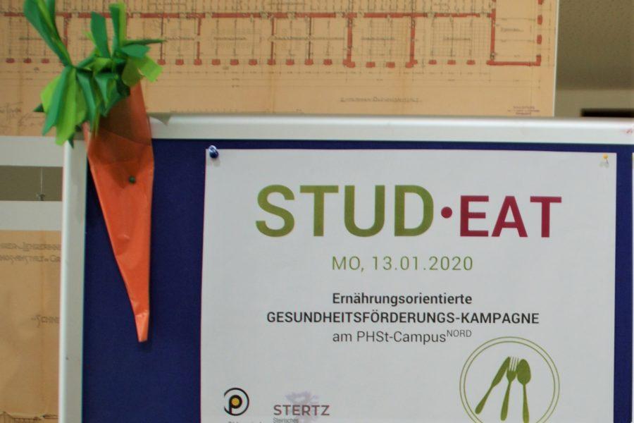 STUD-EAT Ernährungsorientierte Gesundheitsförderungskampagne an der PH Steiermark